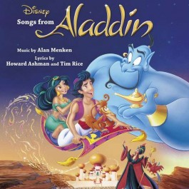 Soundtrack Aladdin LP