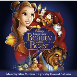 Soundtrack Beauty And The Beast LP
