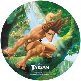 Soundtrack Tarzan Picture Vinyl LP