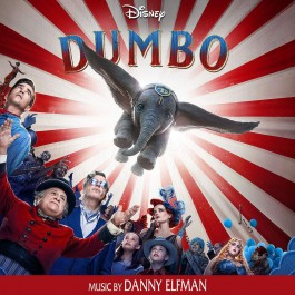 Soundtrack Dumbo Music By Danny Elfman CD