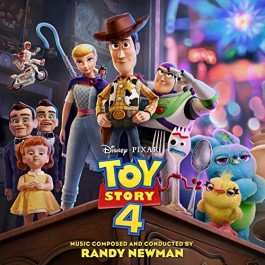 Soundtrack Toy Story 4 CD
