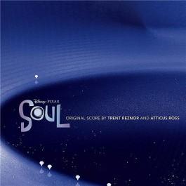 Soundtrack Soul Score By Trent Reznor & Atticus Ross CD