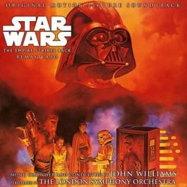 Soundtrack Star Wars Empire Strikes Back Remaster LP2