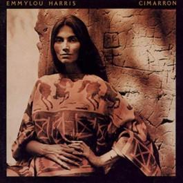 Emmylou Harris Cimmaron LP