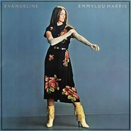 Emmylou Harris Evangeline LP