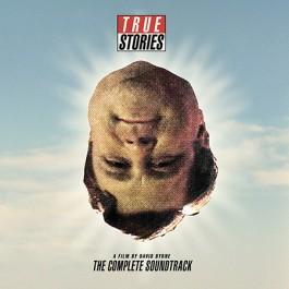 Soundtrack True Stories Film By David Byrne CD
