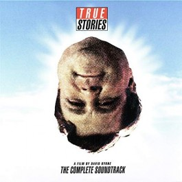 Soundtrack True Stories Film By David Byrne LP2