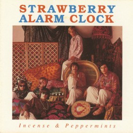 Strawberry Alarm Clock Incense & Peppermints CD