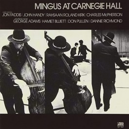 Charles Mingus Mingus At Carnegie Hall LP3