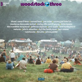 Various Artists Woodstock 50Th Anniversary Vol.3 Purple & Gold LP3