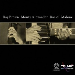 Ray Brown Monty Alexander Russel Malone Ray Brown, Monty Alexander, Russel Malone CD