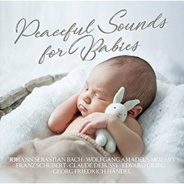 Various Artists Peacefull Sounds For Babies CD2