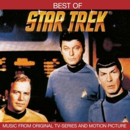 Soundtrack Best Of Star Trek LP