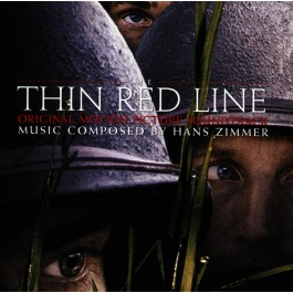 Soundtrack Thin Red Line By Hans Zimmer CD