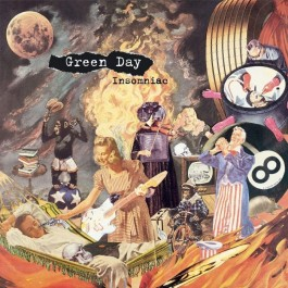Green Day Insomniac 25Th Anniversary Limited LP2