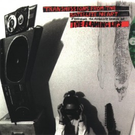 Flaming Lips Transmissions From The Satellite Heart Ash Grey Vinyl LP