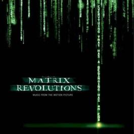 Soundtrack Matrix Revolutions Green LP2