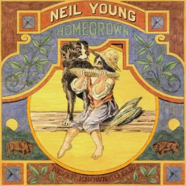 Neil Young Homegrown CD