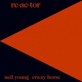 Neil Young & Crazy Horse Reactor LP