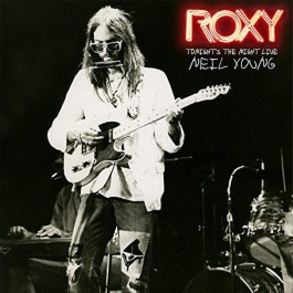 Neil Young Roxy Tonights The Night Live CD