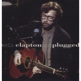 Eric Clapton Unplugged LP2