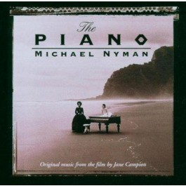 Soundtrack Piano CD