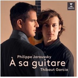 Philippe Jaroussky Thibaut Garcia A Sa Guitare CD