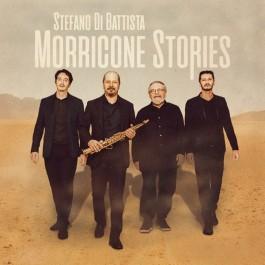 Stefano Di Battista Morricone Stories CD
