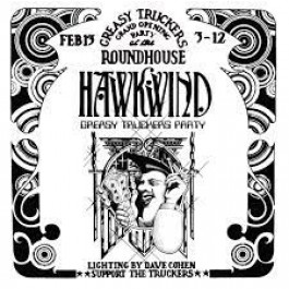 Hawkwind Greasy Truckers Party Rsd 2021 LP2