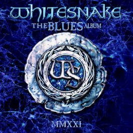 Whitesnake Blues Album Mmxxi Blue Vinyl LP2