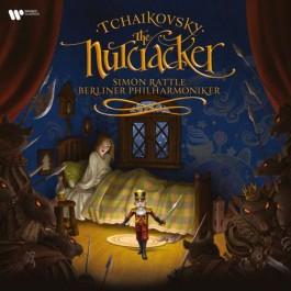 Simon Rattle Berliner Philharmoniker Tchaikovsky Nutcracker LP2