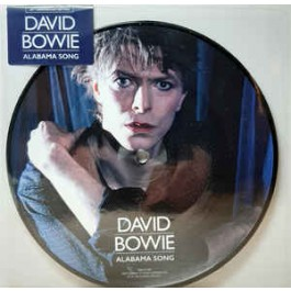 David Bowie Alabama Song 7SINGLE