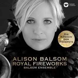 Alison Balsom Royal Fireworks CD