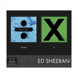Ed Sheeran Divide, X CD2