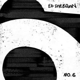 Ed Sheeran No. 6 Collaborations Project CD
