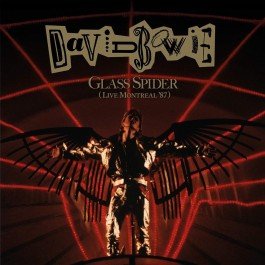 David Bowie Glass Spider Live Montreal 87 CD2