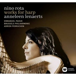 Anneleen Lenaerts Rota Works For Harp CD