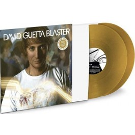 David Guetta Guetta Blaster Gold Vinyl LP