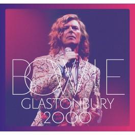 David Bowie Glastonbury 2000 CD2+DVD