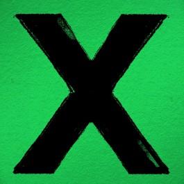 Ed Sheeran X Green Vinyl LP2