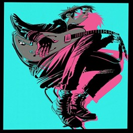 Gorillaz The Now Now CD