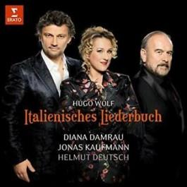 Diana Damrau Jonas Kaufmann Helmut Deutsch Wolf Italienisches Lieder CD