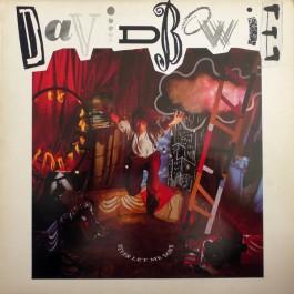 David Bowie Never Let Me Down LP