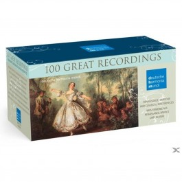 Various Artists Dhm - 100 Great Recordings CD100