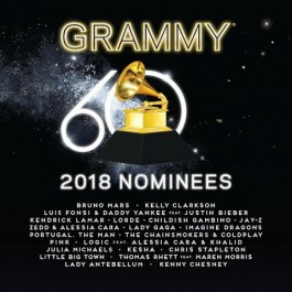 Various Artists Grammy Nominees 2018 CD