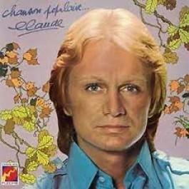 Claude Francois Chanson Populaire LP