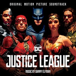Soundtrack Justice League Music By Danny Elfman CD2