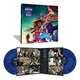 Soundtrack Justice League Music By Danny Elfman 180Gr LP2