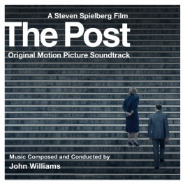 Soundtrack Post Music By John Williams CD