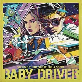 Soundtrack Baby Driver Vol. 2 LP